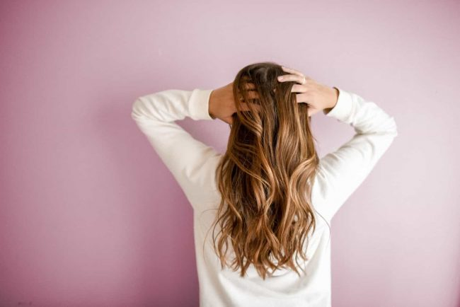 About coloured hair care