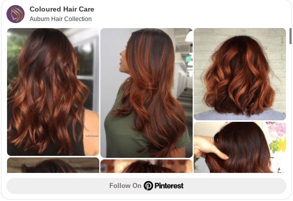 auburn hair color ideas pinterest