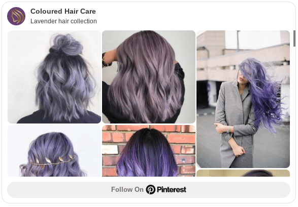 How to get pastel lavender hair