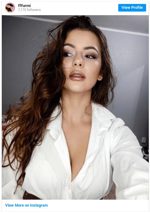 dark brunette hair color instagram