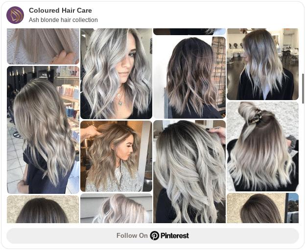 hair color ideas pinterest