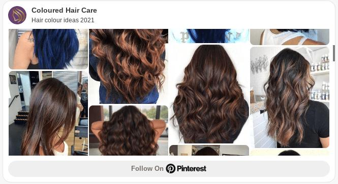 hair color ideas ointerest