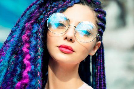 hair colour wheel