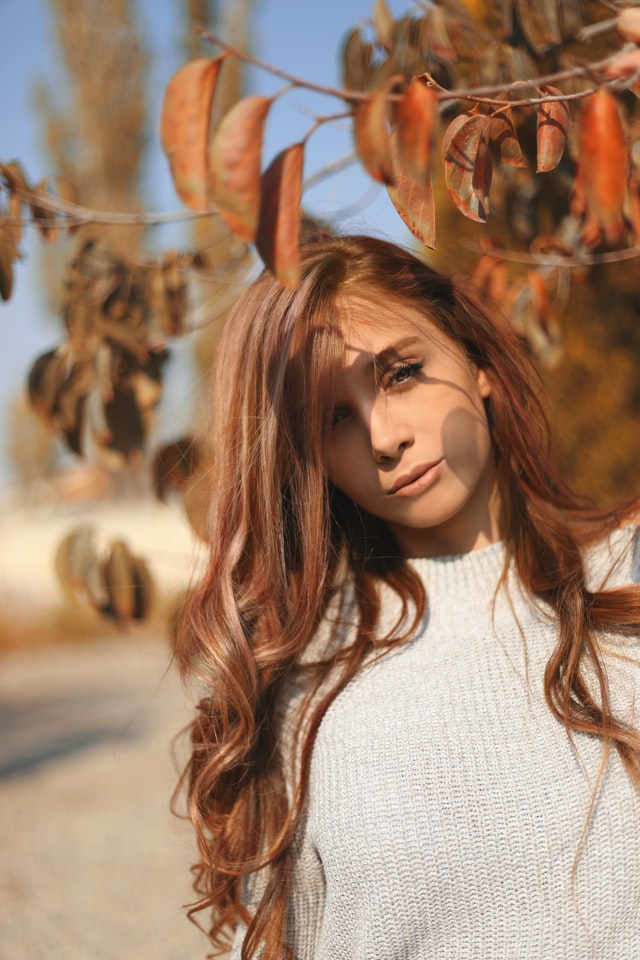 autumn hair colors
