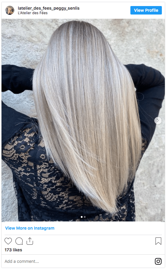 how long should you leave bleach in your hair Instagram color